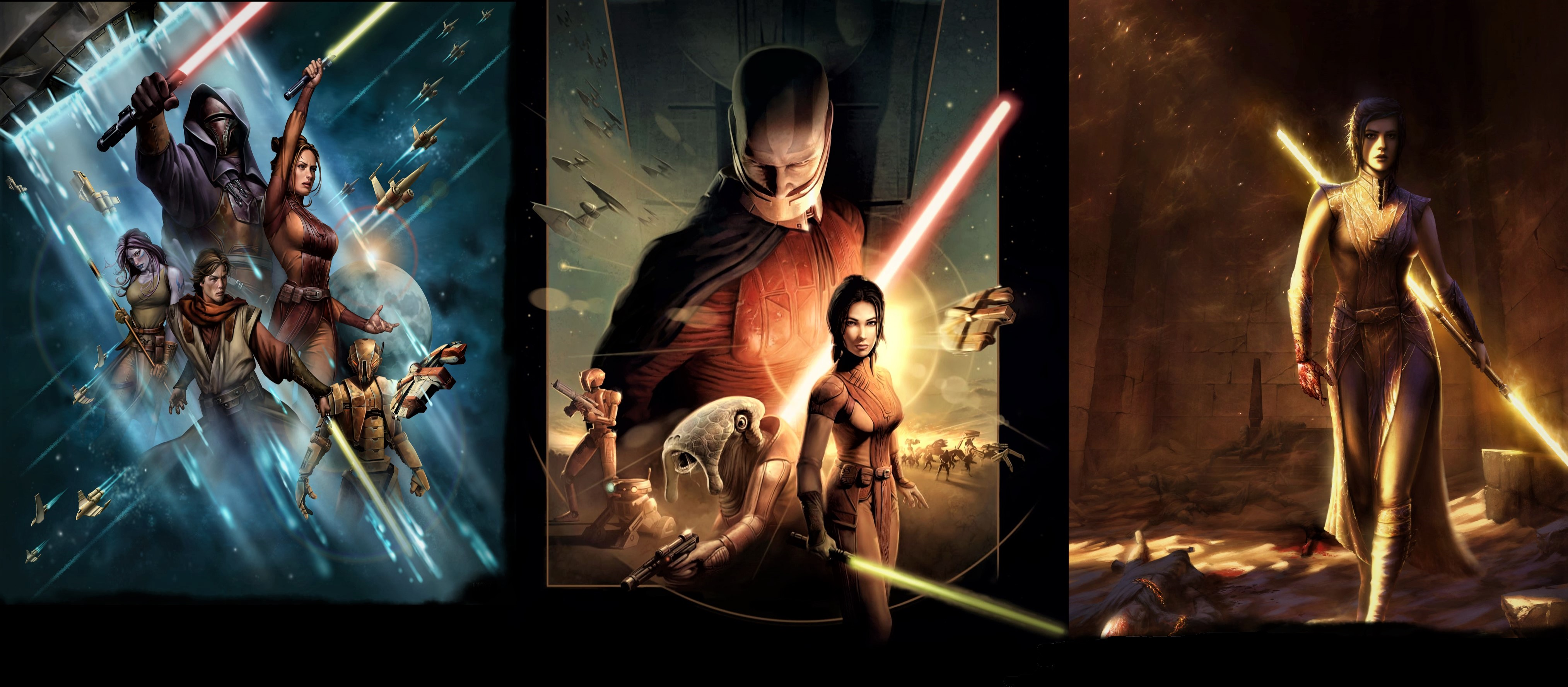 Retro Game Review- Star Wars: Knights of the Old Republic